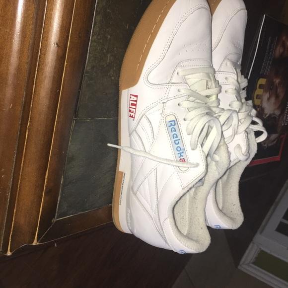 best sneakers 3205b 4ca22 Alife x phase 1 pro white Reebok. M 5add285900450f4521eaa64a